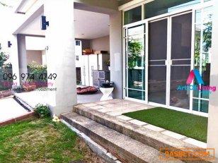 ให้เช่า บ้านเดี่ยว 2 ชั้น ม.The Plant Bangna (AOL-F68-2104003720)
