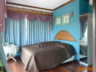 บ้านเช่าใกล้เมเจอร์รัชโยธิน บ้านเดี่ยว 64 ตารางวา 2 ห้องนอน ที่จอดรถเยอะ จอดได้ 4-5 คัน ย่านวิภาวดี