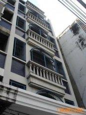 Sm24 - ให้เช่าตึกแถว 5 ชั้น ติดถนนรามคำแหง ใกล้แยกลำสาลี เหมาะหลายธุรกิจ
