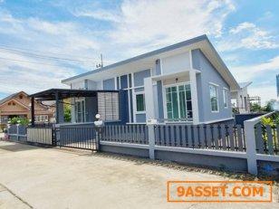 ขายบ้านแฝดใหม่ คลอง7 รังสิต ขนาด 35 ตรว. ราคา 1.49 ล้านบาทโปรโมชั่นพิเศษ จากราคา 1.69 ล้านบาท