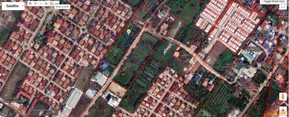 ที่ดิน ใกล้ถนนครอินทร์  ตรงข้ามอนุบาลเด่นหล้า เมืองนนทบุรี