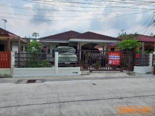 ขายบ้านเดี่ยวชั้นเดียวมีนบุรีการ์เด้นโฮม (Min Buri Garden Home )