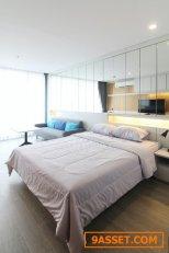 คอนโดให้เช่า-ขาย โนเบิล รีโว สีลม Noble Revo Silom 1 นอน 34 ตรม ใกล้ BTS สุรศักดิ์