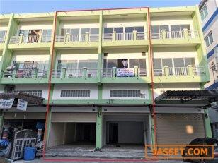 ขายตึกแถว 2 ห้องติดกัน 3 ชั้นครึ่ง ซอยเทียนทะเล 20 ถนนหน้าตึกกว้าง จอดรถสบาย เหมาะทำการค้า