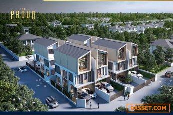 บ้านแนวคิดใหม่ ดีไซน์สุดโมเดิร์น พื้นที่กว้างพิเศษอย่างลงตัว ทำเลใจกลางเมือง ใกล้บางแสน