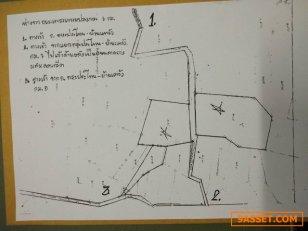 ขายที่ดินแปลงสวย 57-3-8ไร่ ดอนยายหอม เดินทางสะดวก แหล่งชุมชน เหมาะแก่การลงทุน ในตัวเมืองนครปฐม