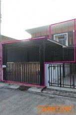 ขายด่วนทาวน์เฮ้าส์ บ้านงามเจริญ 14 (ซอยสุขุมวิท 21) บ้านสวย เฟอร์นิเจอร์พร้อมอยู่ ในบางละมุง ชลบุรี