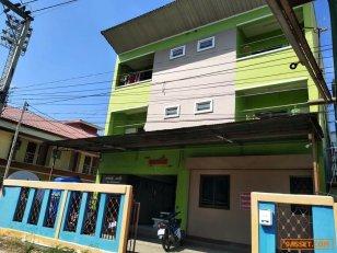 ขายหอพักหญิง พร้อมคนเช่า ตึก3ชั้น สุรนารายณ์ ซ.3  NX2021007