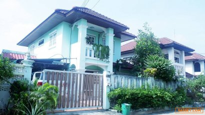 73974 - ขาย บ้านเดี่ยว 2 ชั้น ม.สินธร - รังสิต ปทุมธานี