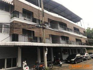ด่วนขายอพาร์ทเม้นท์ลาดพร้าว จำนวน 21 ห้อง ผลตอบแทนดี ปากซอยกำลังสร้าง BTS รหัสSH620