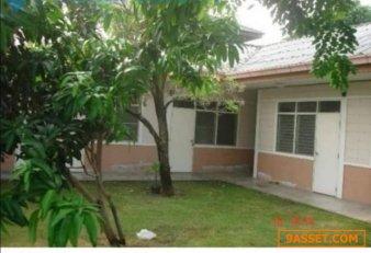 ขายบ้านพร้อมที่ดิน 129 ตรว. ลาดพร้าว 71 ซอยสังคมสงเคราะห์ 24 เหมาะอยู่อาศัยหรือลงทุนปล่อยเช่า