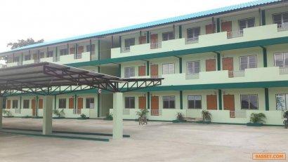 ขายอพาร์ทเม้นท์ 100 ห้อง พร้อมที่ดิน 4-1-31 ไร่ ถ.เก้ากิโล ซอย31 ต.สุรศักดิ์ อ.ศรีราชา จ.ชลบุรี