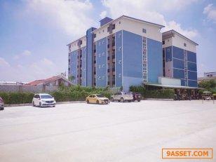 ด่วนราคาดีที่สุด ขายโรงแรมกึ่งอพาร์ทเม้นท์ บางพลี สมุทรปราการ ทำเลดีใกล้บิ๊กซีบางพลี SH662