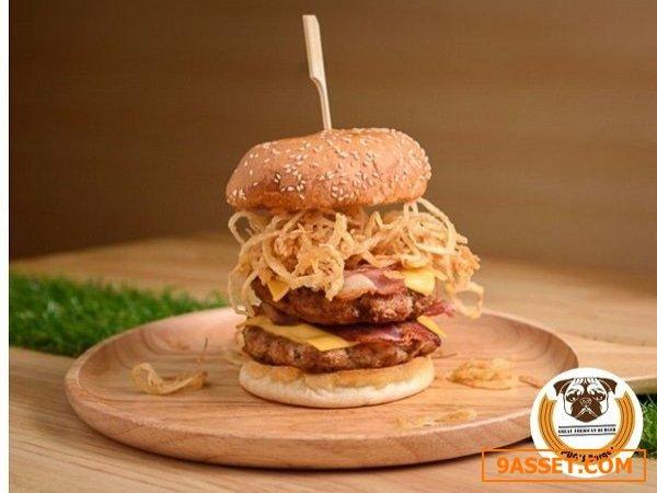 Puk's Burger