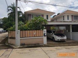 ขายบ้านแฝดชลบุรี ราคา 2.9 ล้าน ห่างจากถนนสุขุมวิท