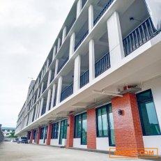 ขายด่วน!!!อพาร์ตเม้นต์สร้างใหม่ในนิคมสมุทรสาคร  พร้อมผู้เช่าเต็ม100%