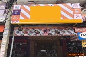 เซ้งร้านอาหาร ใกล้หอและมหาลัย @ซอยถัดจาก ม.กรุงเทพ-รังสิตภิรมณ์ ( ปากซอย )