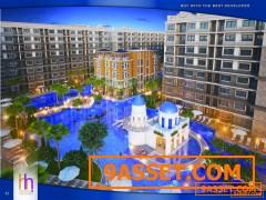 ขายดาวน์ คอนโดพัทยา Arcadia Beach Continental Pattaya